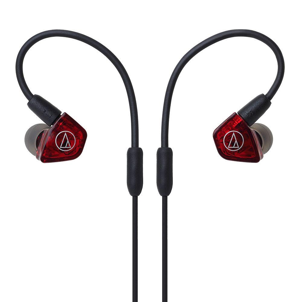 鐵三角 ATH-LS200 平衡電樞單體 耳道式耳機