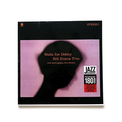 Waltz for Debby /  Bill Evans Trio 黑膠唱片