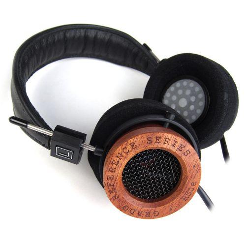 GRADO RS1e 黑色 開放式耳罩耳機(精裝木...