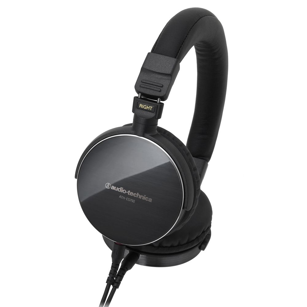 鐵三角 ATH-ES750 便攜型 耳罩式耳機