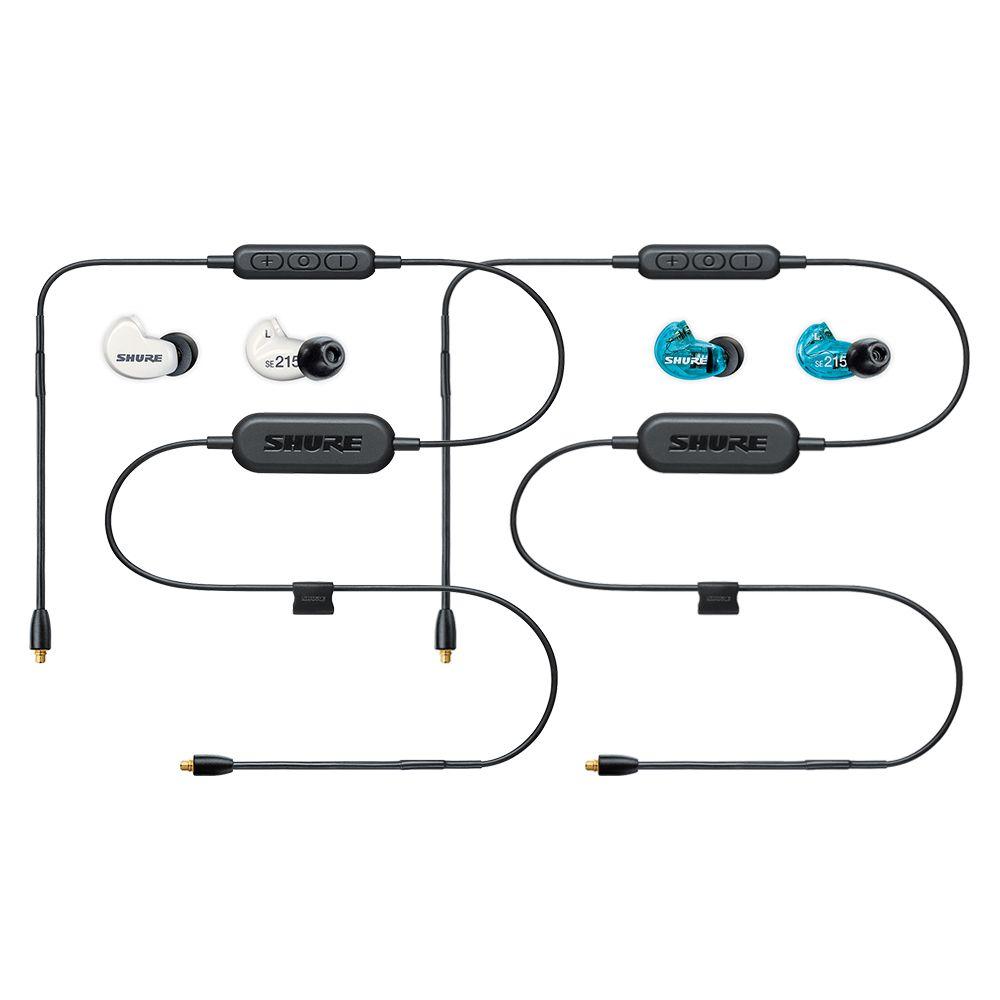 SHURE SE215 SPE BT1 無線藍牙 耳道式耳機