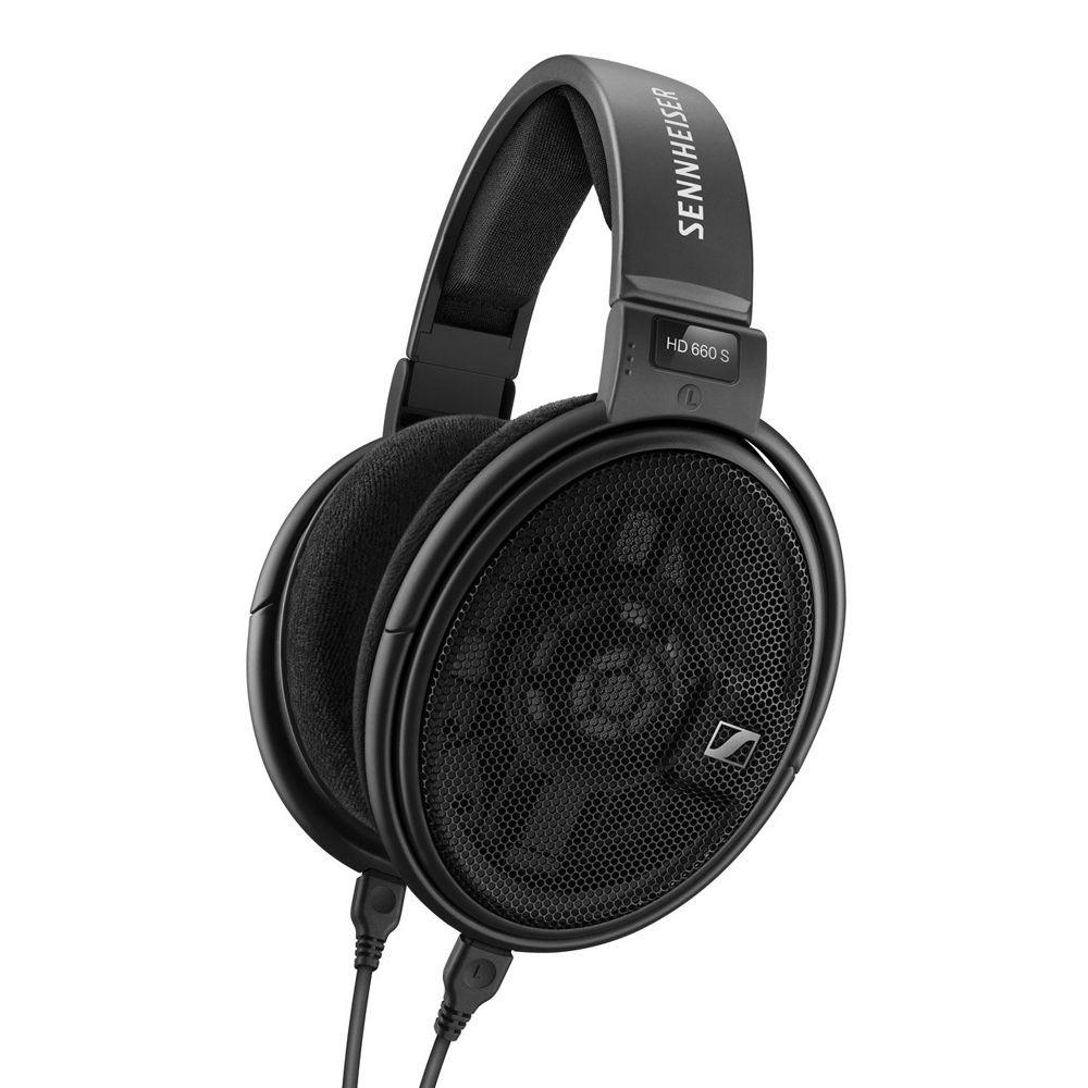 Sennheiser HD660S 開放式設計 耳罩式耳機