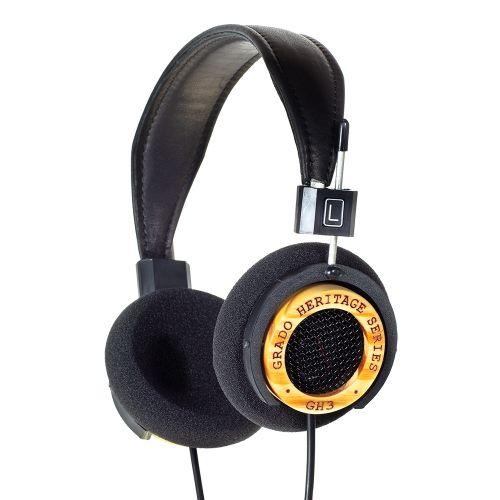 GRADO GH3 限量版 松木 開放式耳罩耳機