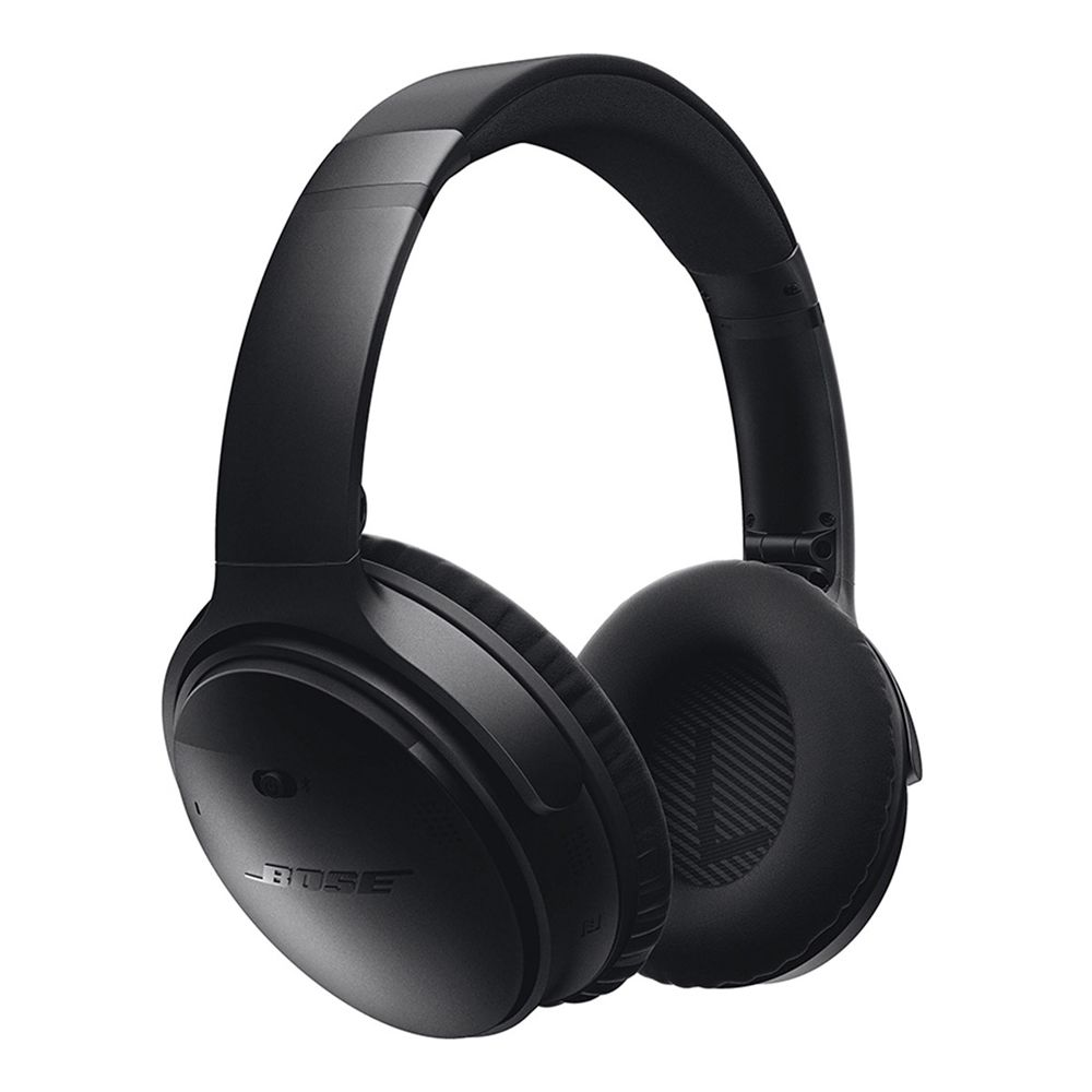 福利品▶Bose QuietComfort 35 Wireless Noise-Cancelling Headphones 無線消噪耳機 黑色