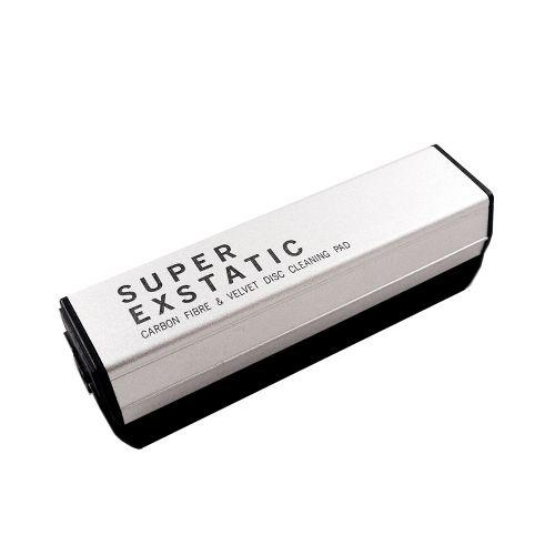 SUPER EXSTATIC 碳纖維抗靜電黑膠唱片...