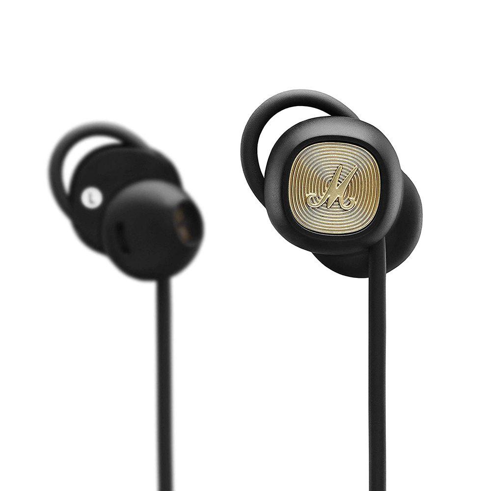 拆封福利品▶Marshall Minor II Bluetooth 黑色 藍牙耳機