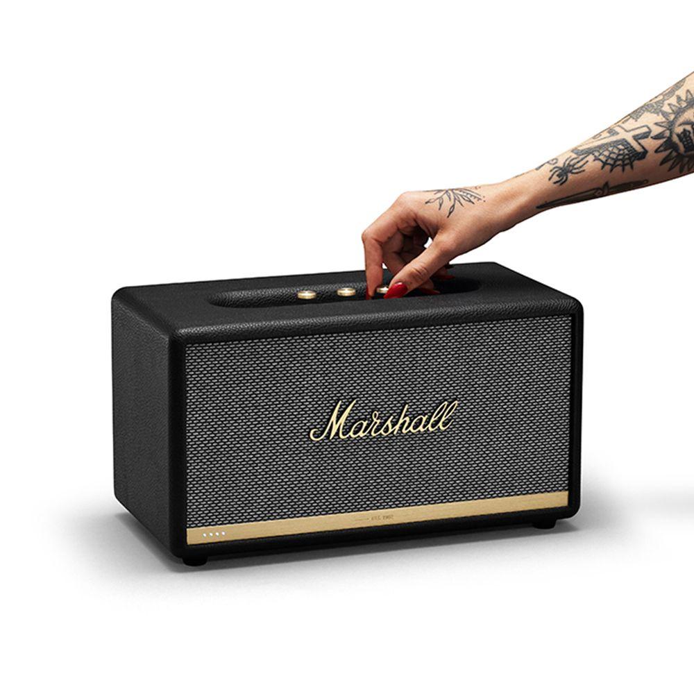 Marshall STANMORE II VOICE Google Assistant 智慧語音串流喇叭