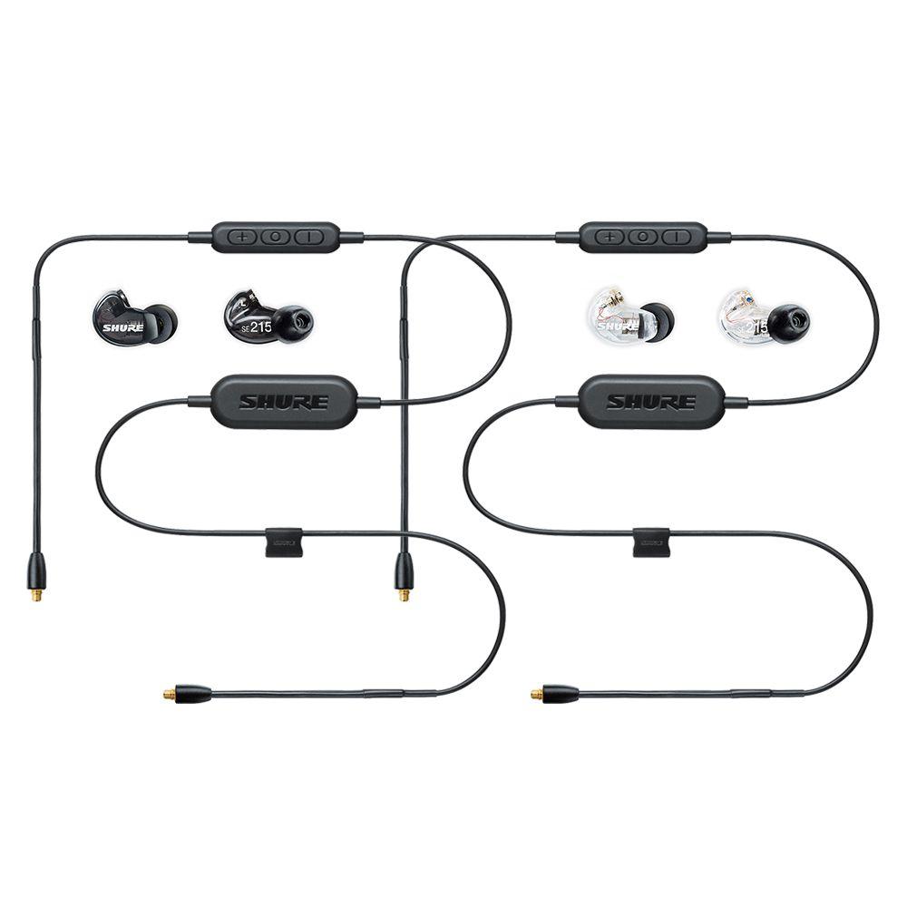 SHURE SE215 BT1 無線藍牙 耳道式耳機