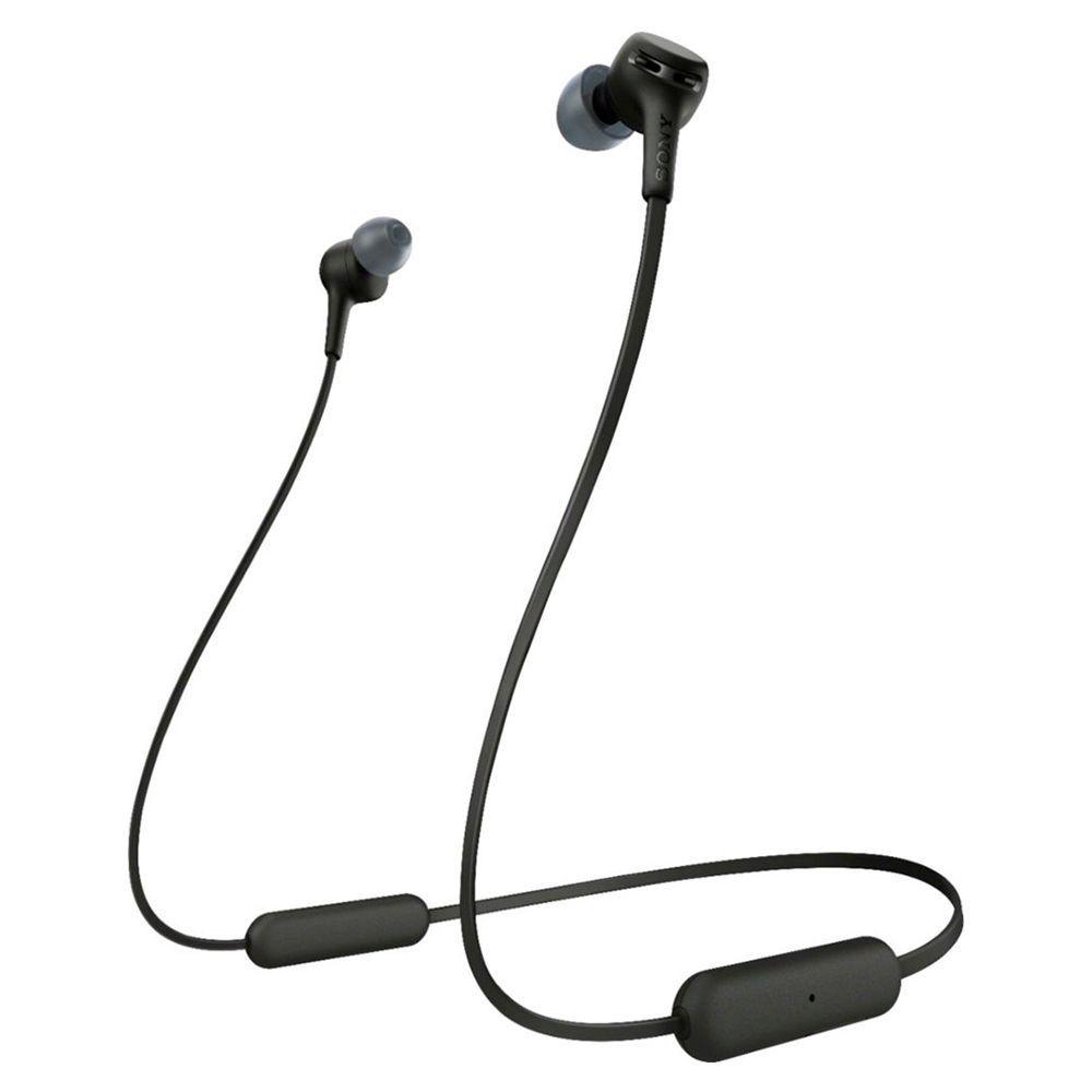 拆封福利品▶SONY WI-XB400 黑色 無線藍牙 入耳式耳機