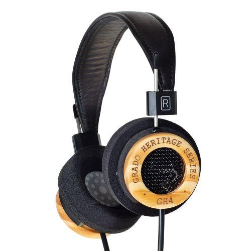 GRADO GH4 限量版 松木 開放式耳罩耳機