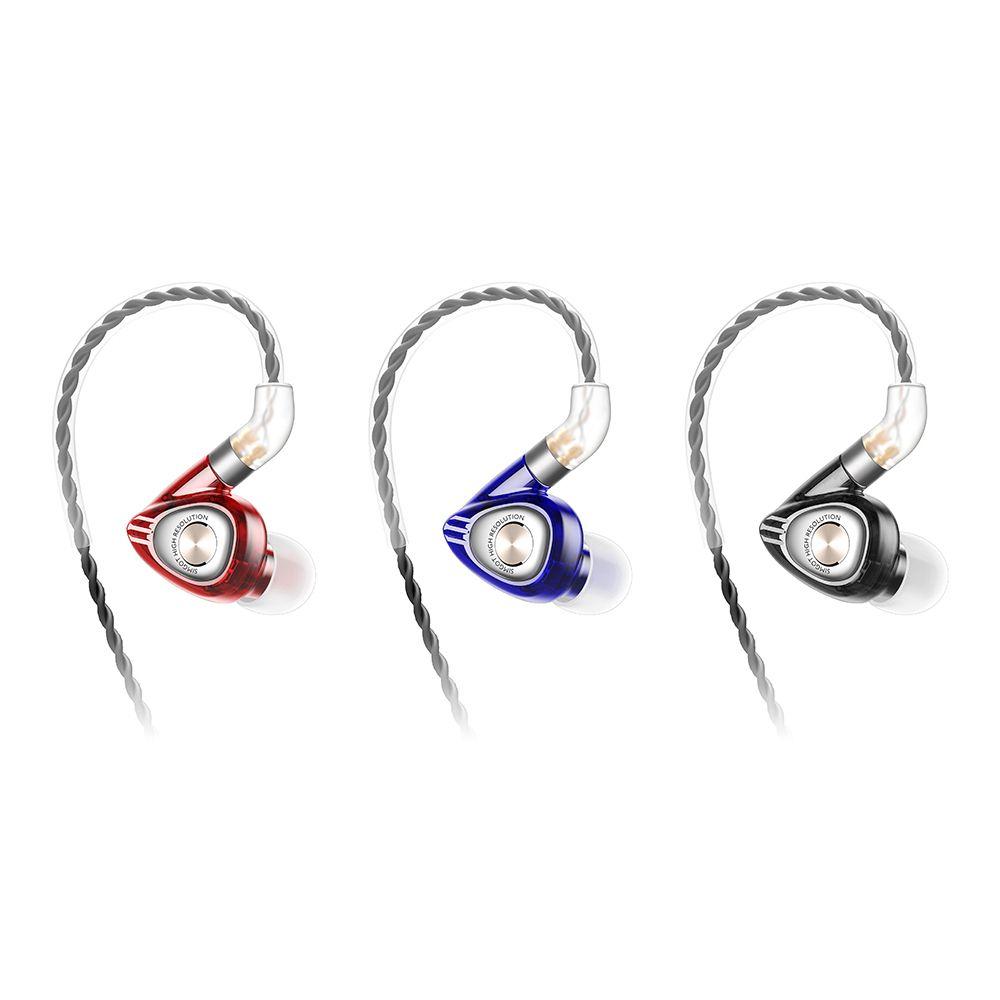 送音源分享器▶SIMGOT 銅雀 EM1 洛神系列 耳道式耳機