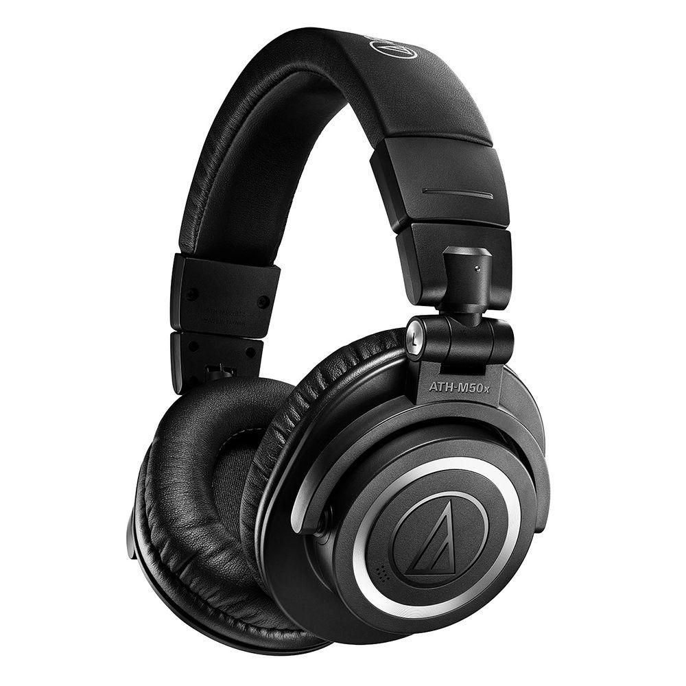 鐵三角 ATH-M50xBT2 無線藍牙 耳罩式耳機