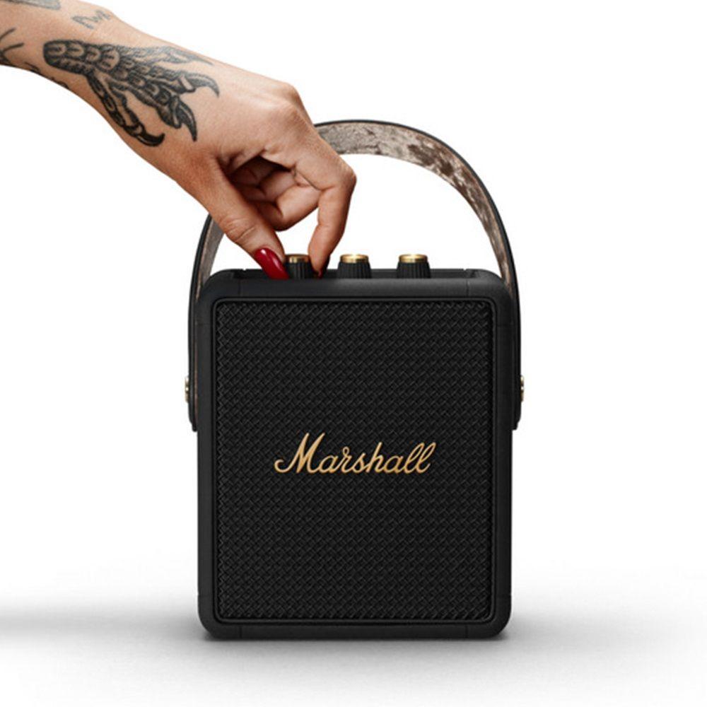 Marshall STOCKWELL II Bluetooth 古銅黑 隨身藍牙喇叭