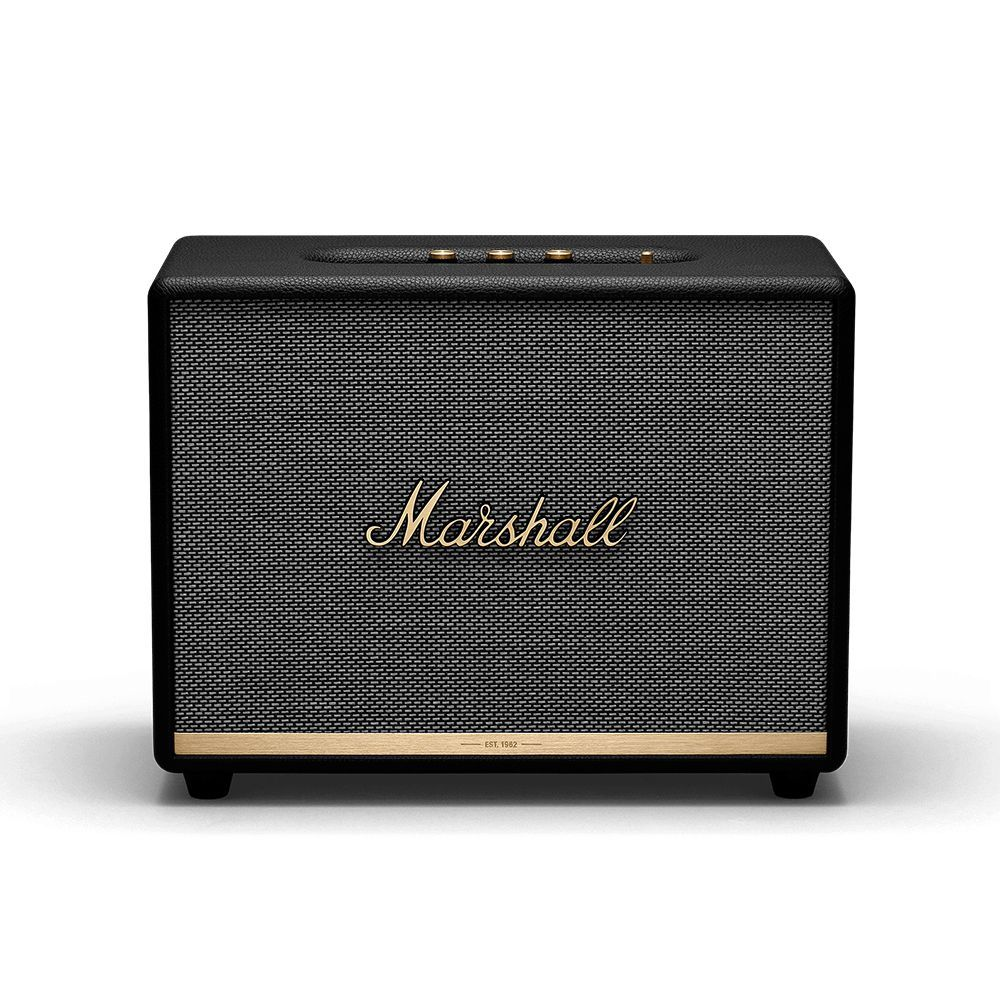 Marshall WOBURN II Bluetooth 經典黑 藍牙喇叭