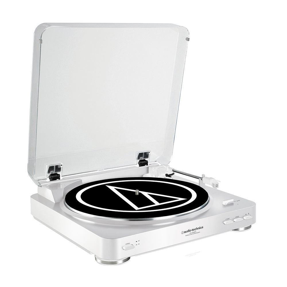 福利品▶鐵三角 AT-LP60 白色 黑膠唱盤