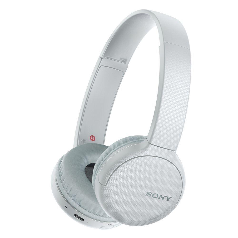 拆封福利品▶SONY WH-CH510 白色 無線藍牙 耳罩式耳機