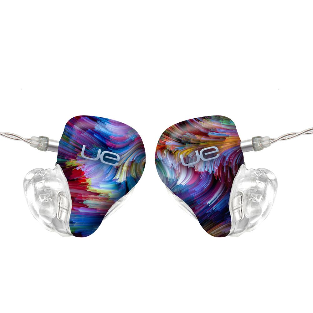 Ultimate Ears UE LIVE Custom In-Ear Monitors - For Festivals Arenas & Stadiums